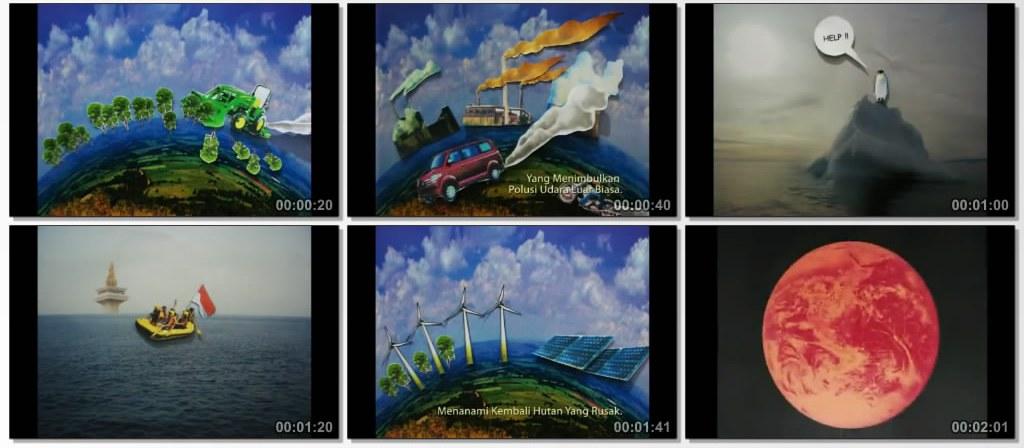 ReBlueisasi : Selamatkan Bumi Kita [2010]