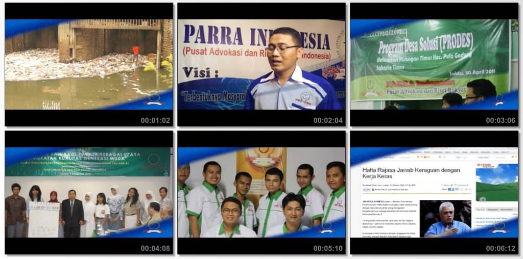 PARRA Indonesia (2011)