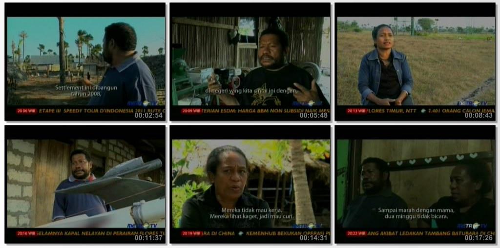 Adeus, Timor Lorosae! (2011)